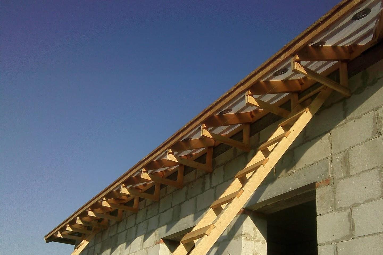 Подшивка карнизов крыши: инструкция, материалы, инструменты 69